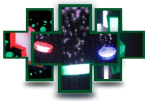 Croix LED - Orion