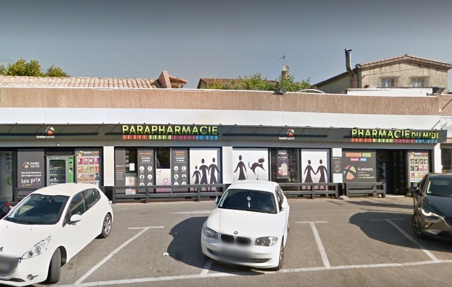 Pharmacie Patriti